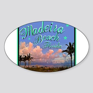 Madeira Beach Sticker